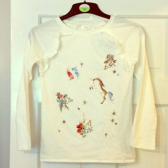 Next Direct Other - NWOT long sleeved girls top from Next UK.